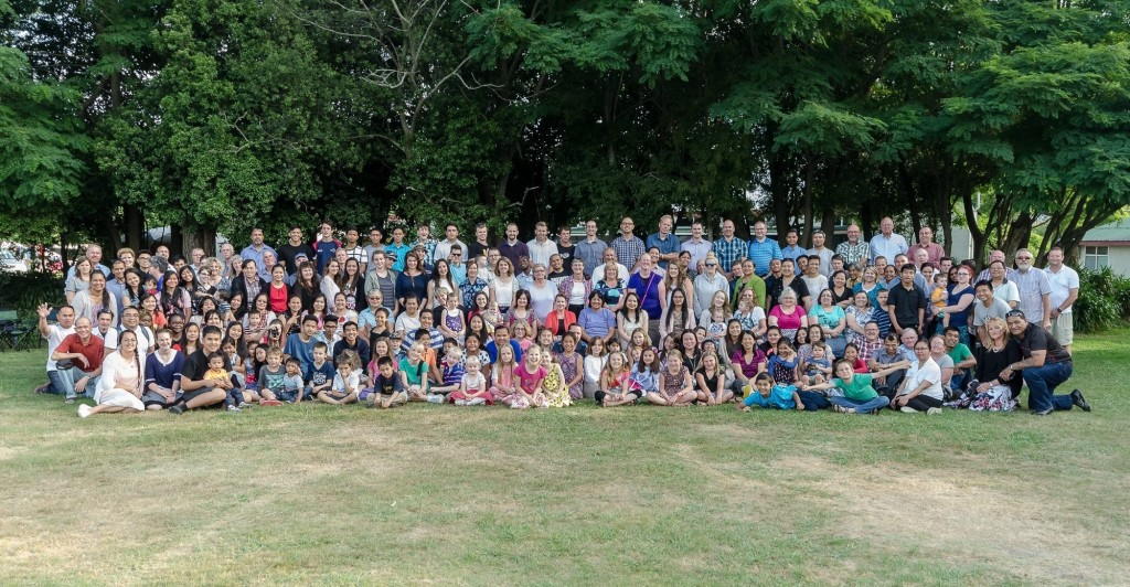 Family Camp Group Photo 2015